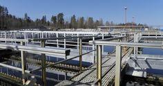 Työterveyslaitos - Vesihuoltolaitosten työturvallisuusopas