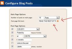 How to Truncate Posts in Blogger: Tutorial