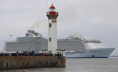 "The World's Largest Cruise Ship | ""Harmony Of The Seas"""