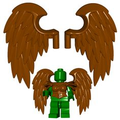 Fantasy Weapons for LEGO® Minifigures Lego Mario, Lego Minifigure Display, All Lego, Lego Mecha, Lego Military, Lego Design, Bird Wings, Custom Lego, Fantastic Art