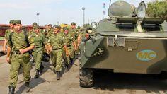 """Discuten en Moscú preparativos para el próxima ejercicio conjunto """"Hermandad inquebrantable - 2015"""" de los ejércitos que componen la Organización del Tratado de Seguridad Colectiva (OTSC)."""