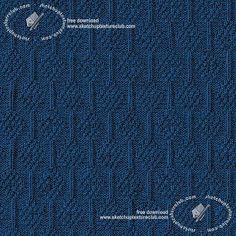 Textures Texture seamless | Wool jacquard knitwear texture seamless 19460 | Textures - MATERIALS - FABRICS - Jersey | Sketchuptexture