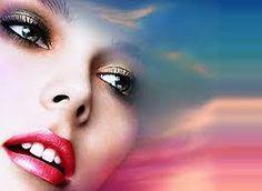 SWEET PINK MAKEUP: Maquillaje según color de cabello