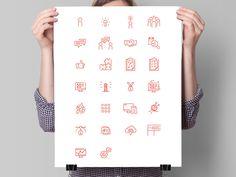 Public Pixels Icon set #1