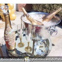 Thank you @platinumcandybuffets for the support and pic!  @platinumcandybuffets via @RepostWhiz app: Champagyne Pre Prom Party! Custom Bling Champagne Bottle made by @angelasfantasycreations FOLLOW HER NOW for custom Bling accessories to add a touch of elegance to your life.  #bling #diamonds #champagne #champagneparty #champagnebottle #props #partyprops #elegant #elegance #prom #graduation #memorybottlle #champagne #champgnebottle#champagne #bottle