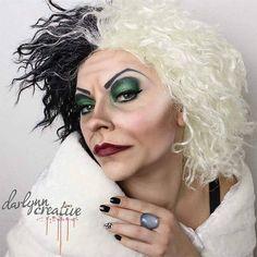 Perfektionier dein Faschingskostüm und sei die Prinzessin des Karnevals - Cruella De Vil
