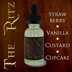 Northwest Vape .COM - The Ritz, $16.99 (http://www.northwestvape.com/the-ritz/)