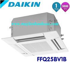 Cung cấp dàn lạnh âm trần Multi Daikin FFQ25BV1B9 (1.0hp) Inverter giá rẻ - May lanh Daikin - HOTLINE: 0909 588 116 Ms. Hiền – maylanhanhsao@gmail.com