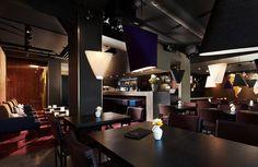 25hours Hotel Frankfurt The Goldman Oost Bar