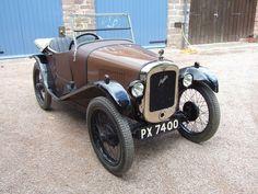 Austin Seven Gordon England 1927