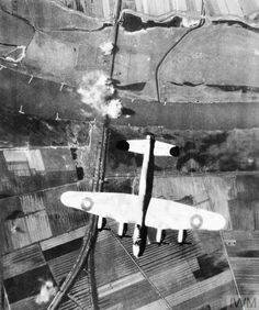 Air Force Bomber, Lancaster Bomber, Ww2 Planes, Royal Air Force, Bremen Germany, World War Ii, Wwii, Aircraft, Bridge