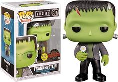 Straight from Frankenstein's laboratory comes Funko's incredible new addition to their Universal Monsters line, Frankenstein! Frankenstein is a 1931 horror film that follows the story of a scientist and his assistant who dig up corpses to build a man animated by electricity, but his assistant accidentally gives the creature an abnormal, murderer's brain. This EXCLUSIVE … Read more Frankenstein, Chibi, Bath Bomb Kit, Invisible Man, Hula Girl, Toy Rooms, Japan, Designer Toys, Glass Collection