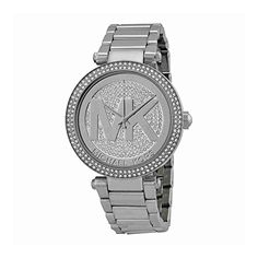 Women's Wrist Watches - Michael Kors Womens Parker SilverTone  Watch MK5925 *** Find out more about the great product at the image link. (This is an Amazon affiliate link)