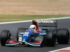1992 Sasol Jordan Grand Prix 192 Stefano Modena