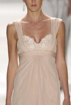Nude Dress #2dayslook #watsonlucy723 #NudeDress www.2dayslook.com