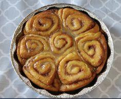 Cinnamon Rolls, Bread, Rolls, Recipes, Breakfast, Dessert   Recipes Worth Repeating   http://recipesworthrepeating.com/recipes/dessert/aunt-sondras-cinnamon-rolls/
