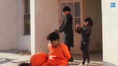ISIS in Afghanistan release grim execution video purports to show execution by children+Video http://ansarpress.com/english/7315/