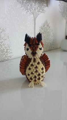 civetta origami 3d