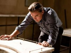 Leonardo DiCaprio from Inception a masterpiece by Christopher Nolan Christopher Nolan, Shutter Island, Black Mirror, Great Films, Good Movies, Awesome Movies, Famous Movies, Lucid Dreaming, Dreams