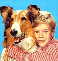 Lassie and Jon Provost <3