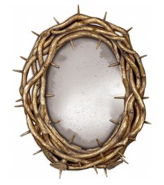 Crown of Thorns Mirror