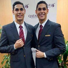@chadbrissett -  Graduation!  #QatarAirways #CabinCrew #CrewLife #Blessed #Wanderlust #BrissettTwins #crewiser #crewiser #instacrewiser by crewiser.com