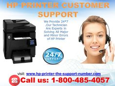 Are you trying to find best technical support team for your HP Printer? If your printer not work correctly, when you print your documents?  Its irritate you more, So forget your stress and connect with us for release your printer's problems. We have many qualified technicians who have great knowledge in their fields. HP Printer Technical Support provide awesome customer services to our customers.Call: 1-800-485-4057 Visit: www.hp-printer-tech-support-number-.com/