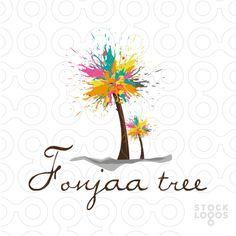 fonjaa tree   StockLogos.com