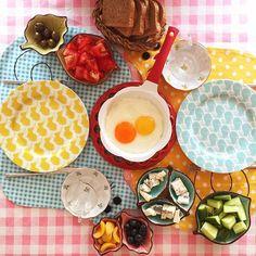 Diversity is an asset  Farklılıklarımız zenginliğimizdir #kahvaltikraldir #breakfastisking