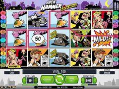 Jack Hammer, entwickelt von NetEnt ist einen letztlich fabelhaften Spielautomaten! Jack Hammer™ kostenlos spielen ohne anmeldung | automatenspielex.com