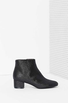 Jeffrey Campbell Mod Pod Glitter Boot - You, Me and the Moon