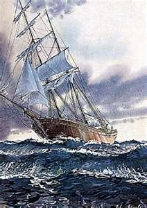 In the Mary Celeste was found adrift at sea, all aboard (including the captain's wife and young daughter) went missing with no sign of struggle or theft, beginning one of the greatest unsolved maritime mysteries of all time. Unexplained Mysteries, Best Mysteries, Ancient Mysteries, Mary Celeste, Bateau Pirate, Abandoned Ships, Ghost Ship, Mystery Of History, Armada