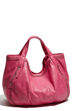 Free shipping and returns on Big Buddha 'Jamie' Faux Leather Hobo at Nordstrom.com. Pretty perforations and scalloped trim embellish a slouchy faux-leather hobo bracketed with vertical zip pockets and topped with double handles. A coordinating zip pouch is included.