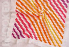 Baby Brights Corner to Corner Baby Blanket