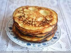 ALUDTTEJES PALACSINTA Waffles, Pancakes, Breakfast, Food, Morning Coffee, Essen, Waffle, Pancake, Meals
