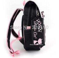 Aliexpress.com : Buy Children school bags for girls kitty paris ...