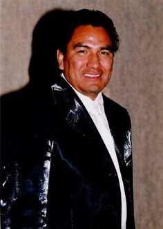 """Rodney A. Grant aka """"Wind In His Hair"""" from Dances With Wolves...  Very Good Looking!"""