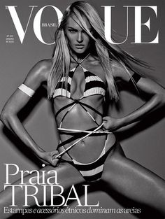 Vogue Brasil January 2014 Cover (Vogue Brasil)