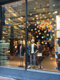 """Urban Outfitters Amsterdam Holland, """"spot on"""", pinned by Ton van der Veer"""