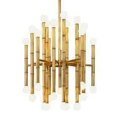 Jonathan Adler Chandelier for above dining table. This with a black ceiling will be killer!!