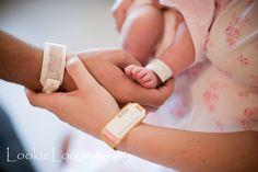 Lookie Loo Photography: Lyla Mae {Newborn Hospital Photography}