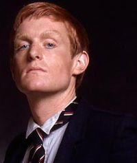 Vislor Turlough is a fictional character played by Mark Strickson in the long-running British science fiction television series Doctor Who. He was a companion of the Fifth Doctor, being a regular in the programme from 1983 to 1984.