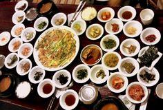 Eyes in Korea: korean food