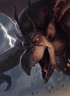 I Always Knew the Gargoyles Were Badass, but This Fan Art Takes It to a Whole New Level! | moviepilot.com