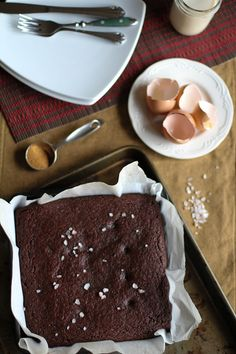 Gluten Free Chocolate Beet Cake | www.theroastedroot.net