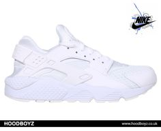 Make yourself a priority 🤘 Nike Air Huarache Low Sneakers / http://www.hoodboyz.co.uk/product/p184819_nike-shoe-nike-air-huarache-low-sneaker-white.html