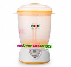 Máy tiệt trùng bình sữa Farlin Top 214