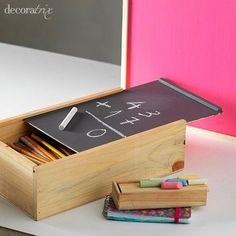 Reciclar cajas de madera, pintar cajas de fruta, DIY cajas de vino, DIY cajas de madera, reutilizar cajas de fruta o vino, utilizar cajas de madera como muebles