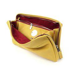 Maxi clutch yellow
