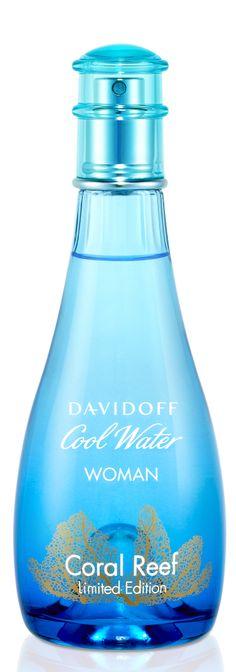 Davidoff Cool Water Woman Coral Reef
